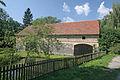Venkovský dům (Dubičná), Dubičná 34, stodola.JPG