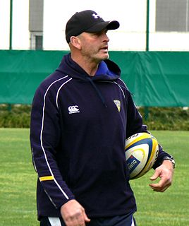 Vern Cotter rugby union player and coach from New Zealand