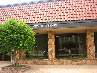 Vernon, Texas - Vernon City Hall