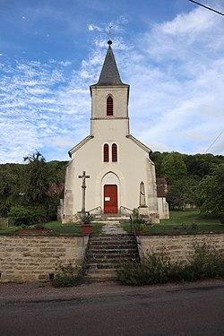 Verrey-sous-Drée (21) Église Saint-Maurice et Saint-Seine - Extérieur.jpg