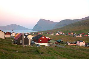 Viðareiði - Image: Viðareiði, Faroe Islands (2)