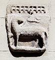 Via alfani 42-44, Palazzo Guidi Raggio, stemma arte della lana.JPG