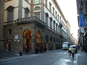 Via de' Tornabuoni - The Street