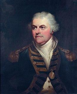 Alan Gardner, 1st Baron Gardner Royal Navy admiral