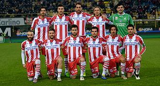 L.R. Vicenza Virtus - 2014–15 Vicenza Calcio