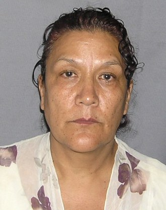 Illegals Program - Image: Vicky Pelaez mug shot