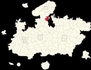Pichhore (Vidhan Sabha constituency)