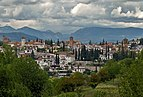 View of Albaicín from Alhambra. Granada, Spain.jpg