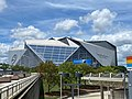 View of Mercedes-Benz Stadium from Centennial Olympic Park Drive.jpg