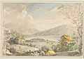 View of the Monastery in Tegernsee seen from the north-east MET DP169133.jpg