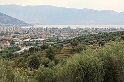 View of Vlorë