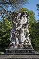Vigiland memorial monument at the City of London Cemetery and Crematorium 6.jpg