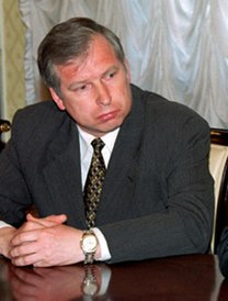 Viktor Cherkesov KGB officer