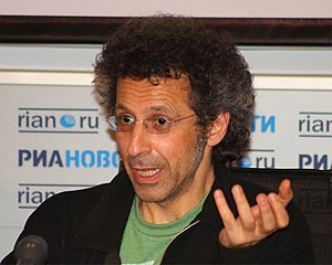 Viktor Ginzburg (film director) in 2011.jpg