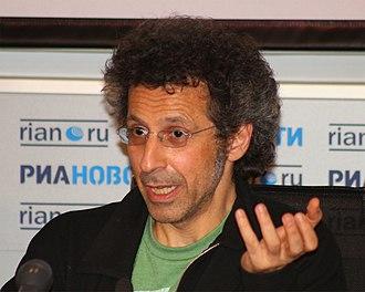 Victor Ginzburg (director) - Image: Viktor Ginzburg (film director) in 2011