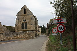 The church of Bruys