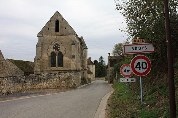 Photo de la ville Bruys