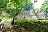 Village de L'An Mil - Melrand Morbihan.JPG
