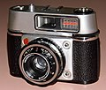 Vintage Vredeborch Felicetta 35mm Film Viewfinder Camera, Made In Germany, Circa 1965 (13470039723).jpg