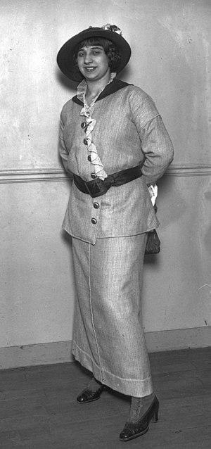 Violette Morris - Violette Morris, 1913