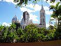 Vista lateral da Igreja Matriz Nossa Senhora do Bom Despacho, em Bom Despacho-MG.jpg