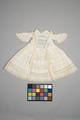 Vit barnklänning - Livrustkammaren - 86736.tif