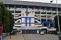 Vivekananda Yuva Bharati Krirangan - Entrance - Salt Lake City - Kolkata 2013-01-03 2588.JPG