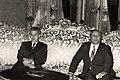 Vizita oficială a președintelui Nicolae Ceaușescu în Turcia. Întrevederea cu primul ministru Suleyman Demirel.jpg