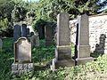 Vlachovo Březí, židovský hřbitov, náhrobky, 08.jpg