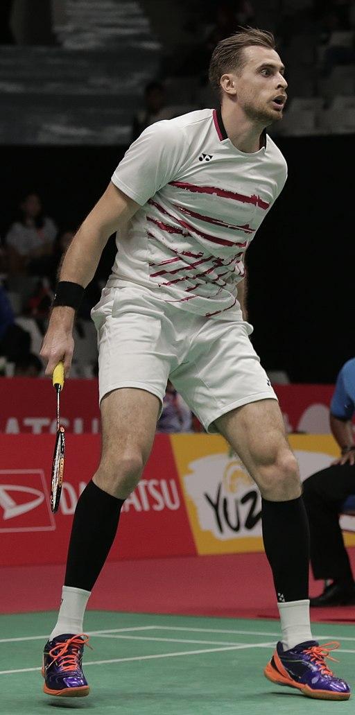 Vladimir Ivanov - Indonesia Masters 2018