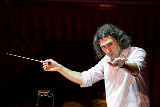Vladimir Jurowski Russian conductor