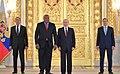 Vladimir Putin with Ambassadors to Russia (2018) 14.jpg