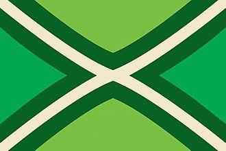 Achterhoek - Flag-Achterhoek (unofficial)