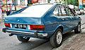 Volkswagen Passat B1 (rear), Denpasar.jpg