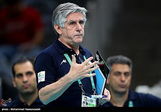 Raúl Lozano (volleyball) Argentine volleyball player and coach