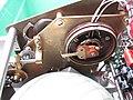 Voskhod spacecraft IMP 'Globus' navigation instrument. Cam discs - Variable resistor - Rocker arm - Diodes and resistors board.jpg