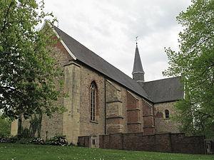 Vreden - Image: Vreden, die Stifftkirche Felicitas D4 foto 1 2012 04 30 16.35