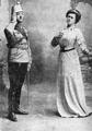 Władysław Szczawiński i Lucyna Messal (Manewry jesienne).png