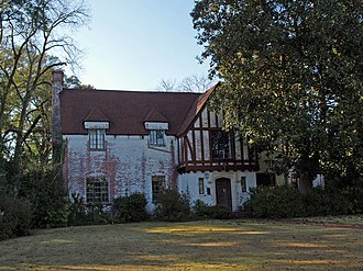National Register of Historic Places listings in Butler County, Alabama - Image: W. S. Blackwell House Nov 2013 1