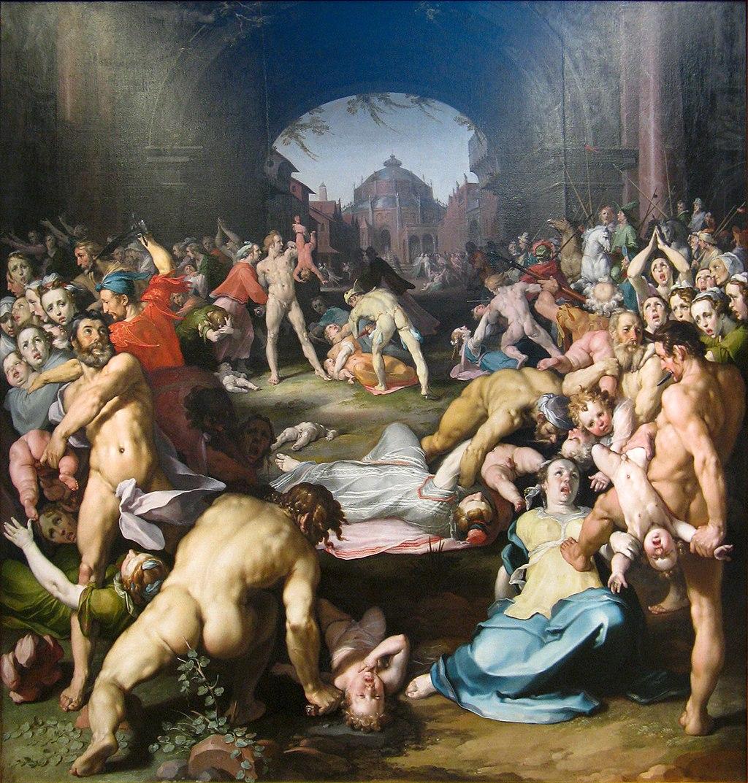 Masumların Katliamı-Cornelis Cornelisz