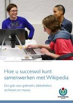 Hoe u succesvol kunt samenwerken met Wikipedia