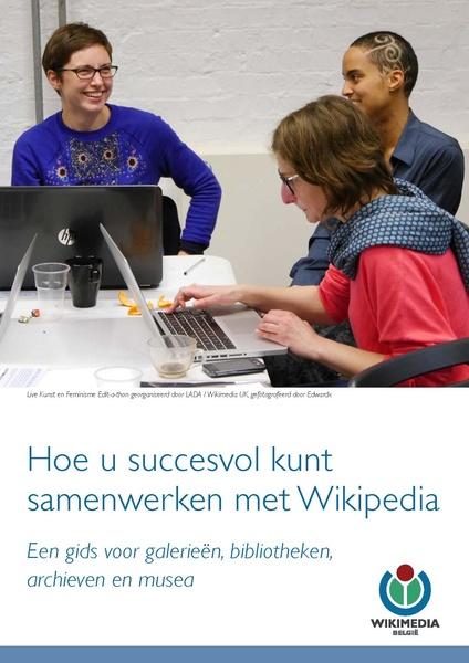 File:WMBE-Hoe u succesvol kunt samenwerken met Wikipedia.pdf
