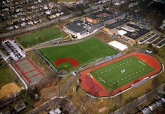 West Orange High School (New Jersey) - Image: WOHS 2009