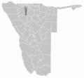 Wahlkreis Ongwediva in Oshana.png