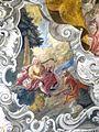 Waidhofen Thaya Pfarrkirche - Fresko 1c Orpheus.jpg