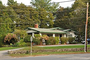 House at 380 Albion Street - Image: Wakefield MA 380Albion Street