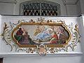 WallfahrtskircheMussenhausen Fresko Empore rechts.jpg