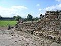 Walls inside the castle, Barnard Castle - geograph.org.uk - 831992.jpg
