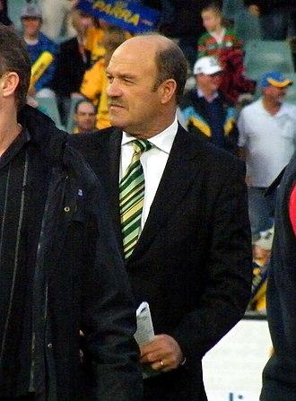 Wally Lewis - Image: Wally Lewis Australia