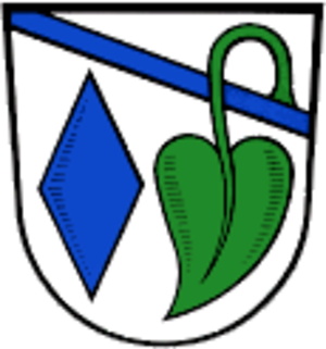 Edling, Germany - Image: Wappen Edling